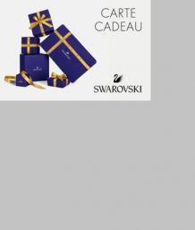 Carte Cadeau Swarovski à Offrir 60.00€