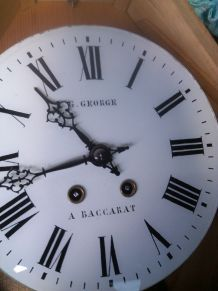 horloge oeil de boeuf