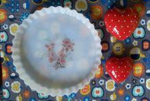 Moule à tarte Arcopal - vintage 70