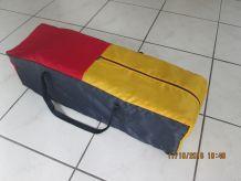 lit parapluie enfant + matelas + alèse et drap