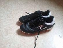 chaussure crampons Kipsta