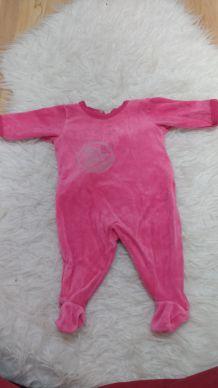 Body 3 mois Petit Bateau