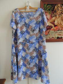 Robe grande taille (54/56) Daxon
