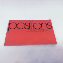 Positions, édition 1969