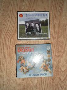 Lot de CD classique