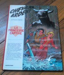 Bd Chevalier ardent - la princesse captive - tome 10
