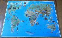 """Jeu """"grand safari"""" - Ravensburger - prix du jouet 1985"""