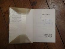L'humeur Du Jour- Signé- Jacques Isorni- 1968- Librairie Aca