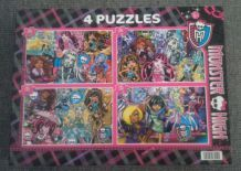 Puzzle Monster High
