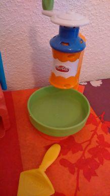Four à pizza Play- Doh