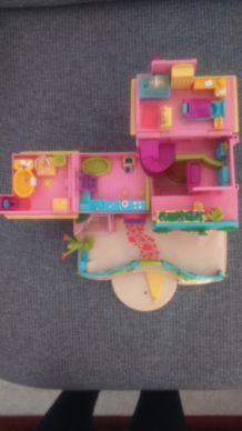 Maison Polly Pocket
