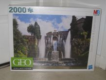 Puzzle neuf géo collections 2000 pièces Villa d'Este