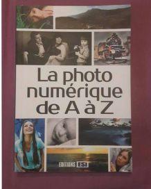 Livre la photo numerique de A a Z