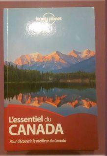 Livre sur l'essentiel du Canada