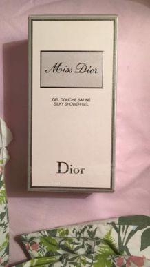 Gel douche Satiné Miss Dior Chérie