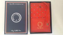 Smartphone Case rouge Ines de la Fressange x My Little Box