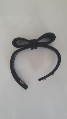 Bracelet nœud noir - Camaïeu