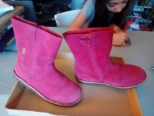 Bottines Kickers Fille T33