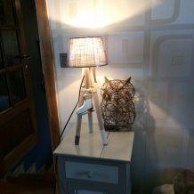 Petite lampe scandinave