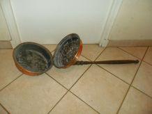 bassinoire en cuivre