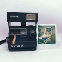 Polaroid Spirit 600 CL (testé)