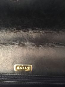 Sac en cuir bally