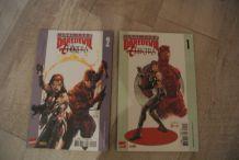 Ultimate Daredevil/Elektra 1 et 2 (Panini comics) 2003