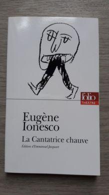 """Pièce de théâtre """"La Cantatrice Chauve"""" de Eugène Ionesco"""
