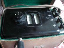 appareil mesure  électrique professionnel