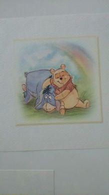 Lot de cartes Winnie l'ourson
