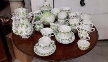 service thé et cafe barbotine