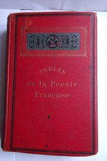 """Livre ancien """"Perles De La Poésie Française Contemporaine"""" 5ème édition"""