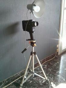 Lampe caméra Magnon de 1979