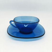 6 Tasses à café Vereco assorties