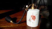Vaporisateur ancien Vapocler porcelaine de Limoges