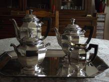 Service à thé et café Christofle