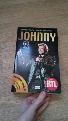 Livre johnny hallyday sans le CD