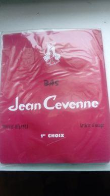 Bas Mousse Jean Cevenne Camel Taille 1