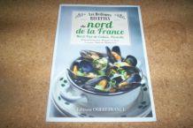livre de recettes de moules du nord de la france