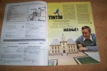 ancienne revue tintin no 235 special hergé de 1980