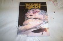 ALBUM STAR WARS RETURN OF THE JEDI 48 PAGES DE 1997