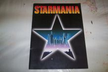 PROGRAMME SPECTACLE MUSICALE STARMANIA
