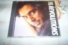 CD JEAN MICHEL JARRE album revolution