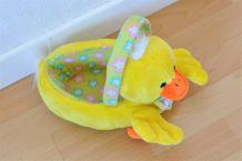 Panier de Pâques Canard jaune 30cm de largeur