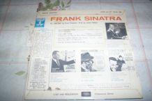 disque 45 tours 4 titres années 60 de frank sinatra