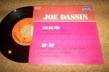 DISQUE 45 TOURS PUBLICITAIRE DE JOE DASSIN