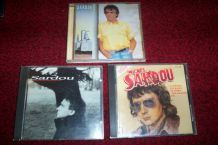LOT 3 CD michel Sardou
