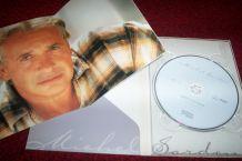 CD 15 TITRES + LIVRET MICHEL SARDOU