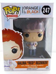 """Funko Pop : Orange is the new black """"Galina Red Reznikov"""""""
