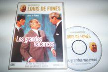 DVD les grandes vacances avec louis de Funès